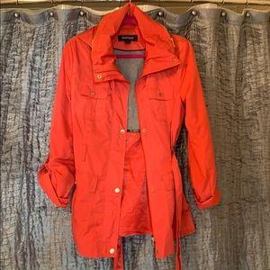 Ellen Tracy Rain Coat